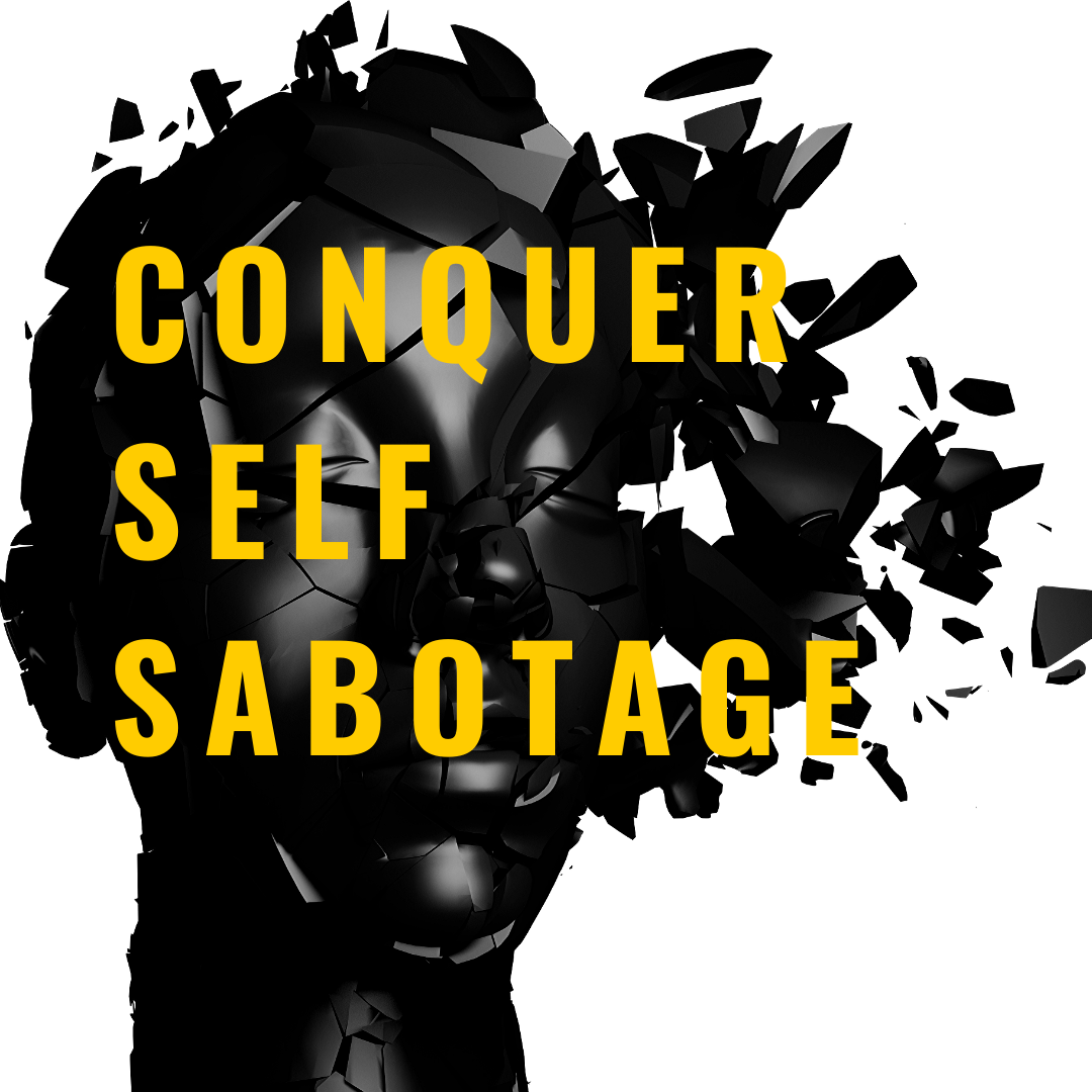 Stop self sabotage : Motivational meditation