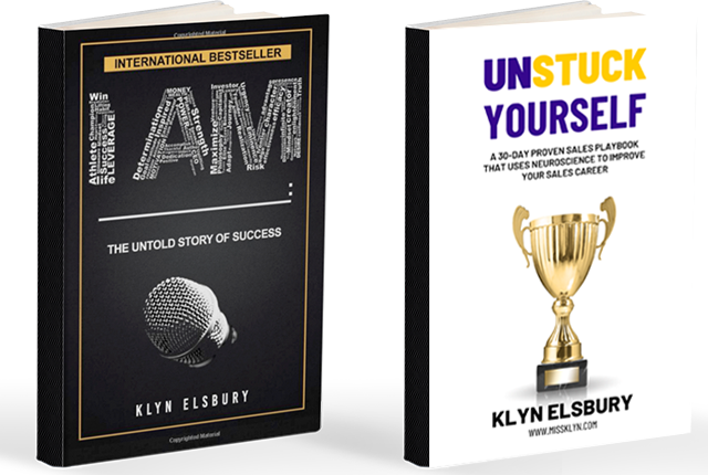 Best selling books by Klyn Elsbury
